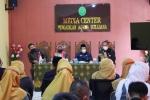 Kunjungan Ketua dan Sekretaris Pengadilan Tinggi Agama Bandar Lampung Ke Pengadilan Agama Sukadana