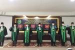 Pelantikan dan Pengambilan Sumpah Jabatan Wakil Ketua Pengadilan Agama Sukadana Menjadi Ketua Pengadilan Agama Blambangan Umpu