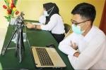 CPNS Pengadilan Agama Sukadana Mengikuti Bimbingan Teknis Kepegawaian Tahun 2021