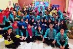 Rayakan HUT ke-3, Pengadilan Agama Sukadana Launching 3 (tiga) Aplikasi dan Mengadakan Lomba antar Pegawai