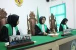 Praktik Sidang Semu mahasiswa PPL Jurusan Ahwal Syakhsiyyah Fakultas Syariah IAIN Metro Lampung