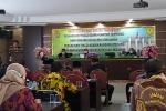 Pengadilan Agama Sukadana Mengikuti Rapat Koordinasi Daerah Pengadilan Agama Se-wilayah Pengadilan Tinggi Agama Bandar Lampung